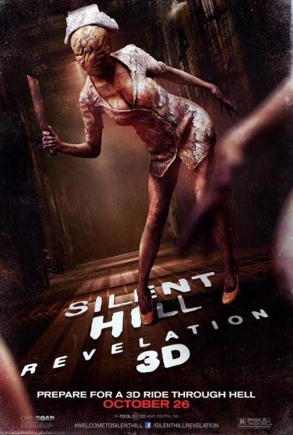Silent Hill Revelations Poster