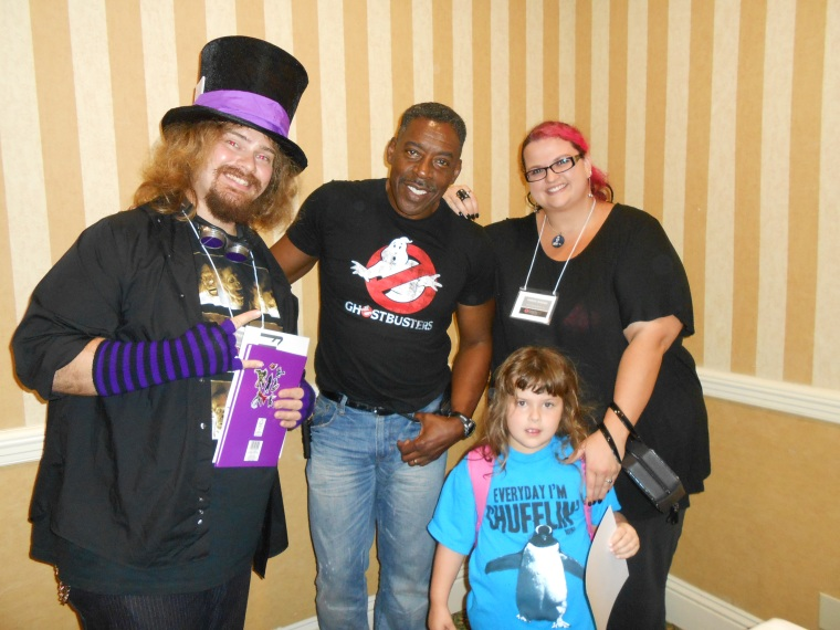 The Psychotik Family and Ernie Hudson