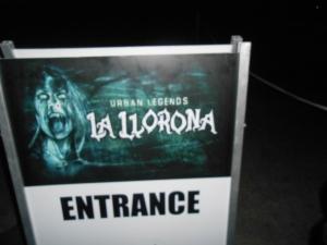 Urban Legend: La Lorona HHN 23