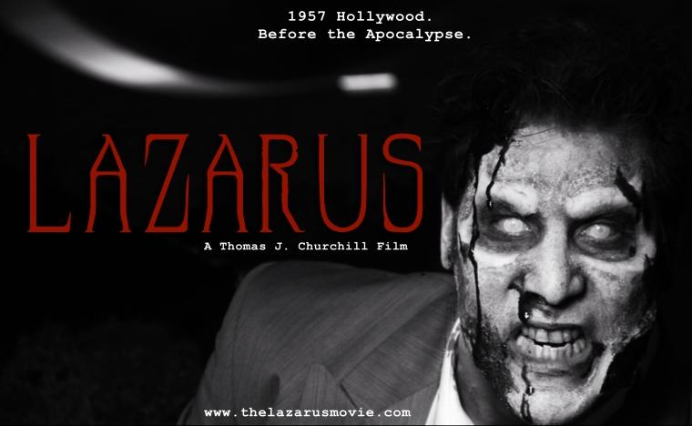 Lazarus Banner